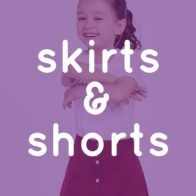 Buy Skirts & Shorts for Girls Online Malaysia | RoundAges