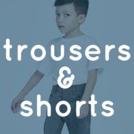 Buy Trousers & Shorts for Boys Online Malaysia | RoundAges