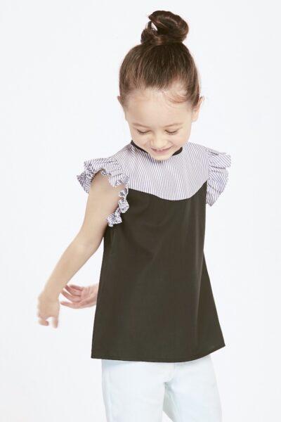 The Vertigo | Buy Quality Blouses for Girls Online Malaysia | RoundAges