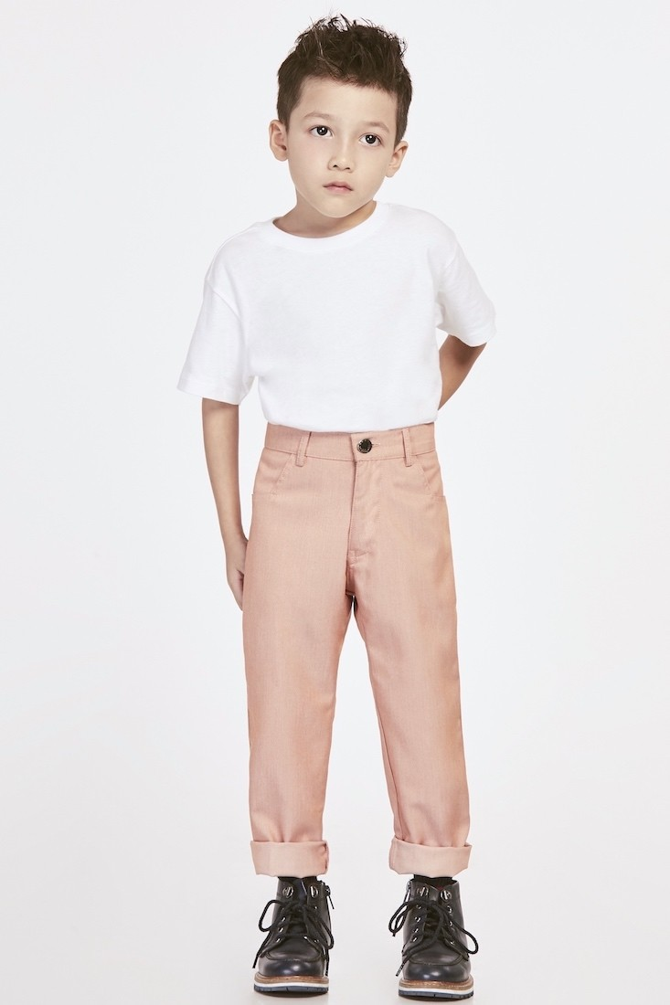 The Rustic Chic | Buy Trousers for Boys Online Malaysia | RoundAges