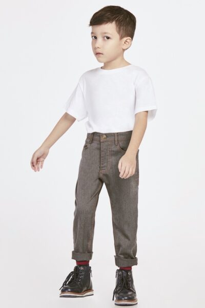 On The Rocks | Buy Quality Trousers for Boys Online Malaysia | RoundAges