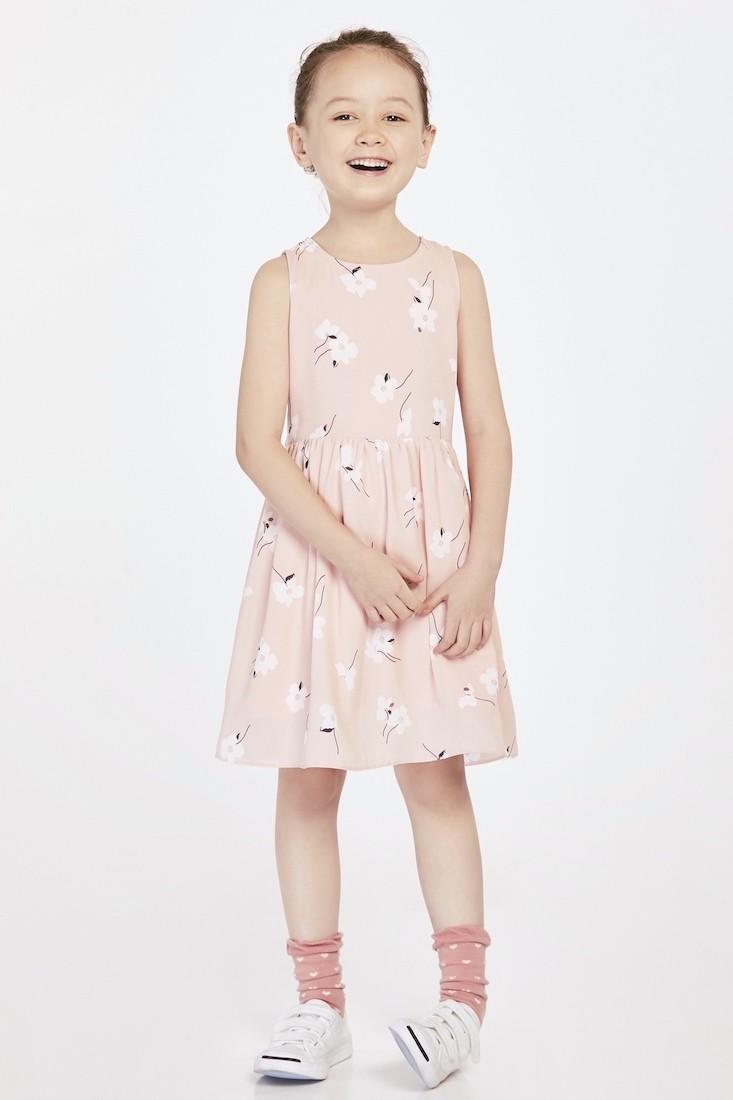 Lying In The Meadows | Buy Quality Dresses for Girls Online Malaysia | RoundAges
