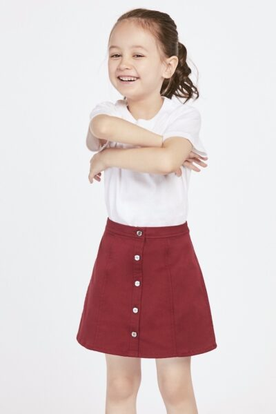 Dancing In Autumn | Buy Quality Skirts for Girls Online Malaysia | RoundAges