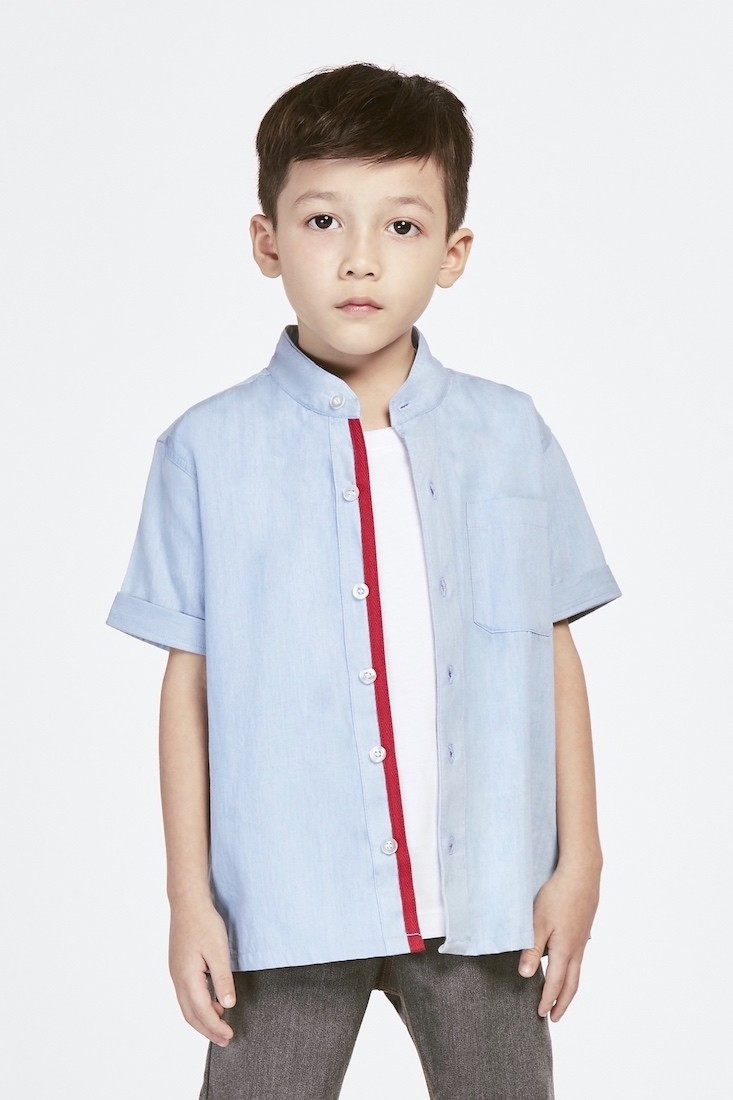 Behind The Scenes | Buy Shirts for Boys Online Malaysia | RoundAges