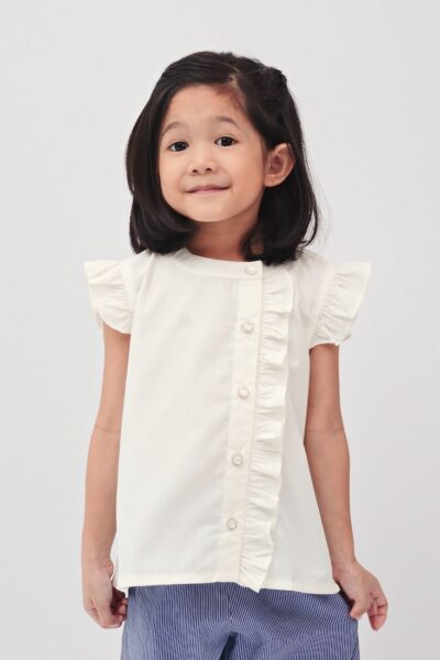 The Regalia | Buy Quality Blouses for Girls Online Malaysia | RoundAges