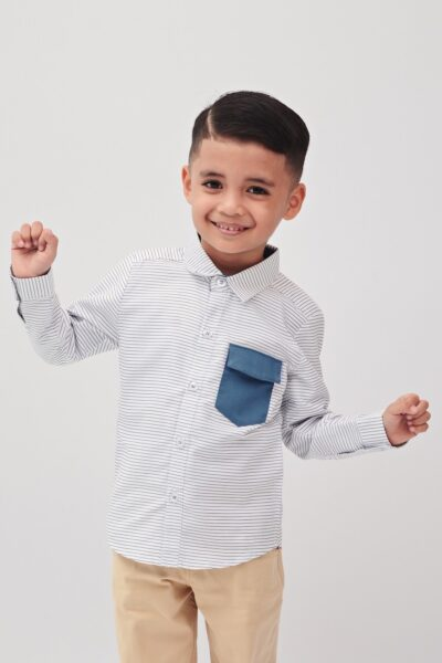 The Topography | Buy Shirts for Boys Online Malaysia | Roundages