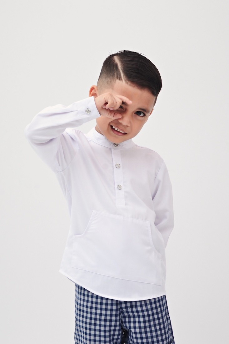 Deep Pocket   Buy Shirts for Boys Online Malaysia   RoundAges
