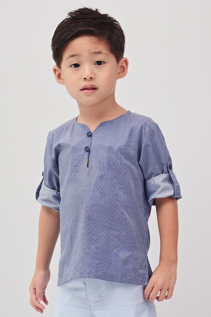 The Nomad | Buy Shirts for Boys Online Malaysia | RoundAges
