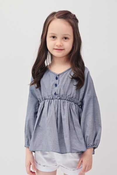 The Stargazer | Buy Girls Blouse | Roundages