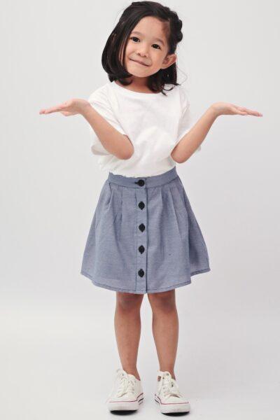 The Shimmer | Buy Girls Skirt Online | Roundages