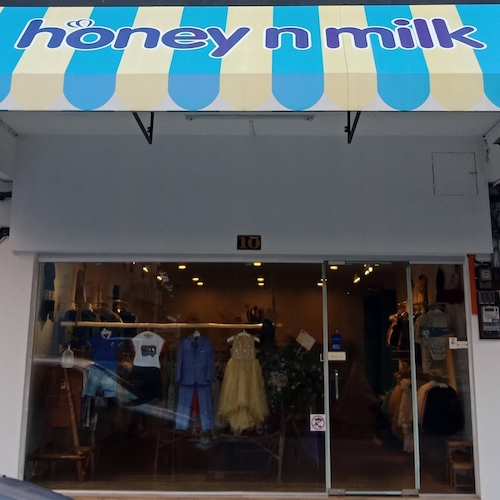 Honey N Milk (Ipoh)