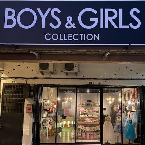 Boys & Girls Collection (Ipoh)