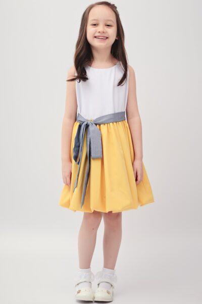 The Marigold | Buy Girls Dress | Roundages
